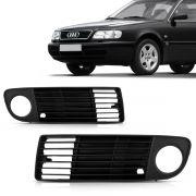 Par Grade Moldura Milha Audi A6 1997 1998 1999 2000 2001