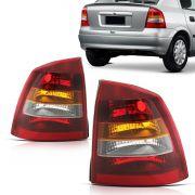 Par Lanterna Astra Sedan 98 99 2000 2001 2002 Fumê