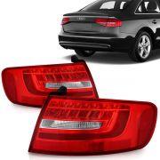 Par Lanterna Audi A4 Avant 2013 2014 2015 Canto