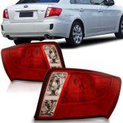 Par Lanterna Subaru Impreza Sedan 2008 2009 2010 2011