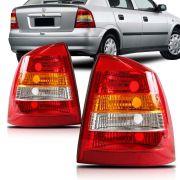 Par Lanterna Astra Sedan 99 2000 2001 2002 Tricolor