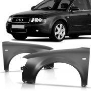 Par Paralama Dianteiro Audi A4 2002 2003 2004