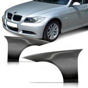 Par Paralama Dianteiro BMW Serie 3 2006 2007 2008