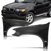 Par Paralama Dianteiro BMW X5 2000 2001 2002 2003