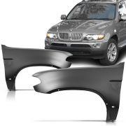 Par Paralama Dianteiro BMW X5 2005 2006