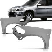 Par Paralama Dianteiro BMW X5 2007 2008 2009 2010