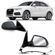 Par Retrovisor Audi Q3 2011 2012 2013 2014 2015 Elétrico Com Pisca E Desembaçador
