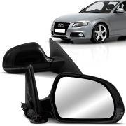 Par Retrovisor Externo Audi A4 2009 2010 2011 2012 Elétrico Aquecedor Com Pisca