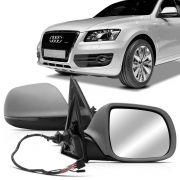 Par Retrovisor Externo Audi Q5 2008 2009 2010 2011 2012 Elétrico