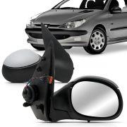 Par Retrovisor Externo Peugeot 206 99 00 01 02 03 04 05 06 07 08 09 10 11 12 13 14 Eletrico Primer
