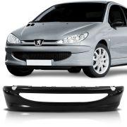 Parachoque Dianteiro Peugeot 206 98 99 2000 2001 2002 2003