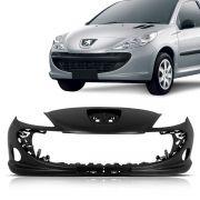 Parachoque Dianteiro Peugeot 207 2008 2009 2010 2011 2012 2013 Com Furo