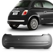 Parachoque Traseiro Fiat 500 2008 2009 2010 2011