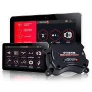 Processador De Audio Stx2436 Com Bluetooth Controlador De Som Android