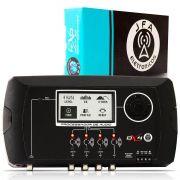 Processador De Audio Dx4 Evo 1 Entrada 4 Saidas