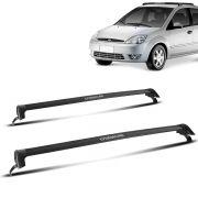 Rack Teto Fiesta Hatch 4 Portas Até 2012 Preto
