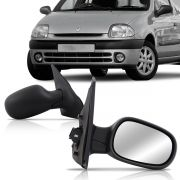 Retrovisor Clio 99 2000 2001 2002 2003 2004 2005 2006 2007 2008 2009 2010 2011 2012 Elétrico