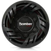 Subwoofer 12 Polegadas Carbon 250w Rms 4 Ohms Bomber 1.04.106