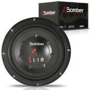 Subwoofer Slim 8  B4 200w Rms 4 Ohms Bomber