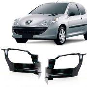 Suporte Farol Peugeot 207 2008 2009 2010 2011 2012 2013 2014
