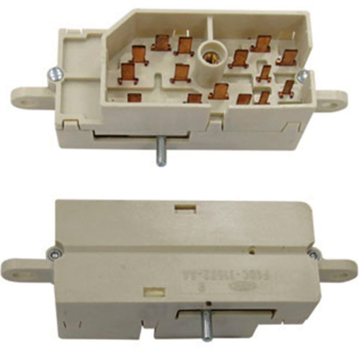 Comutador Elétrico Ignição e Partida Trava Direção F12000 F14000 F16000 F250 F4000 Ranger 98 A 2005
