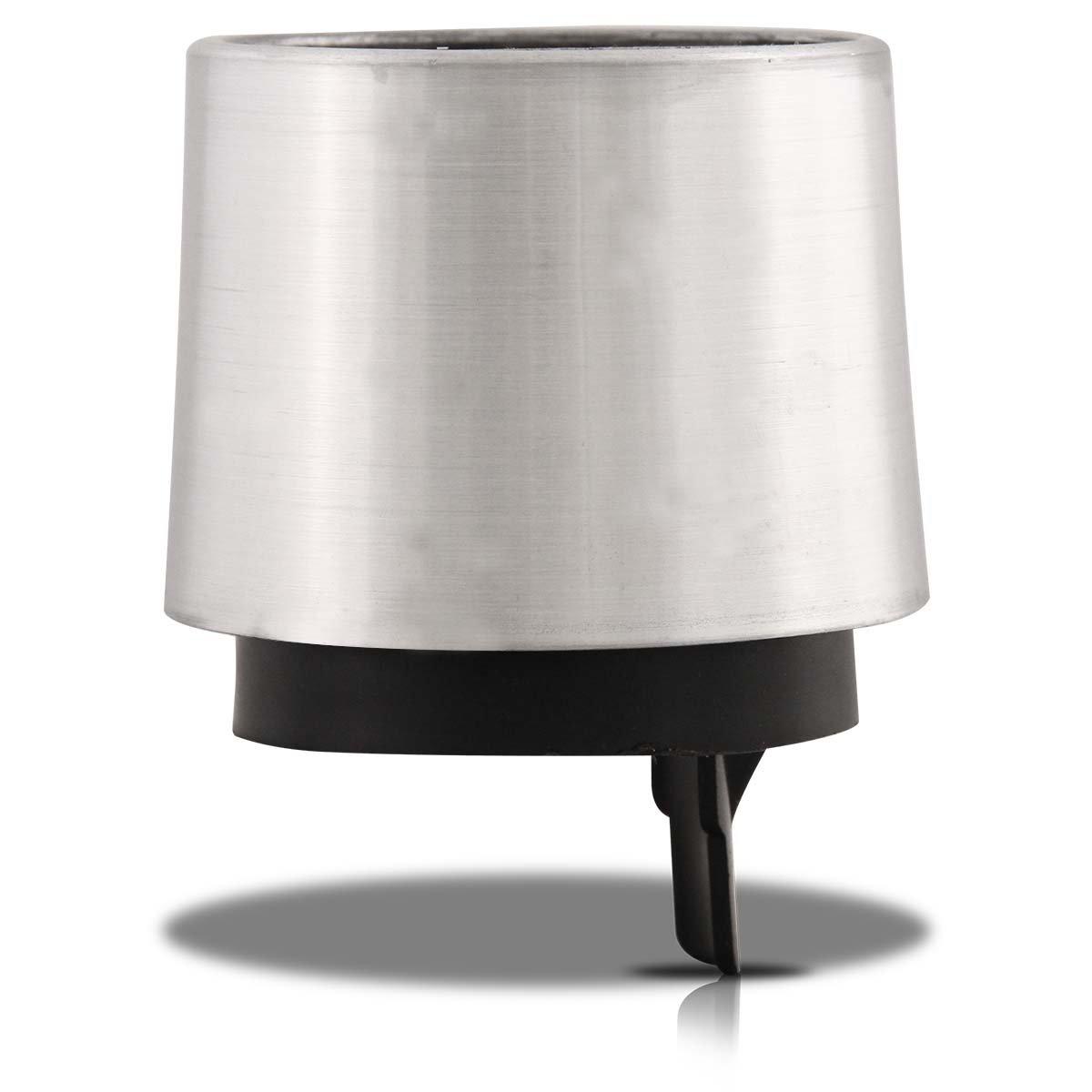 Cubo Alumínio Celta Buzina Lateral Na Chave de Seta