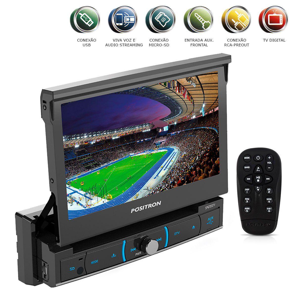 Dvd Player Auto Radio Iam Pl