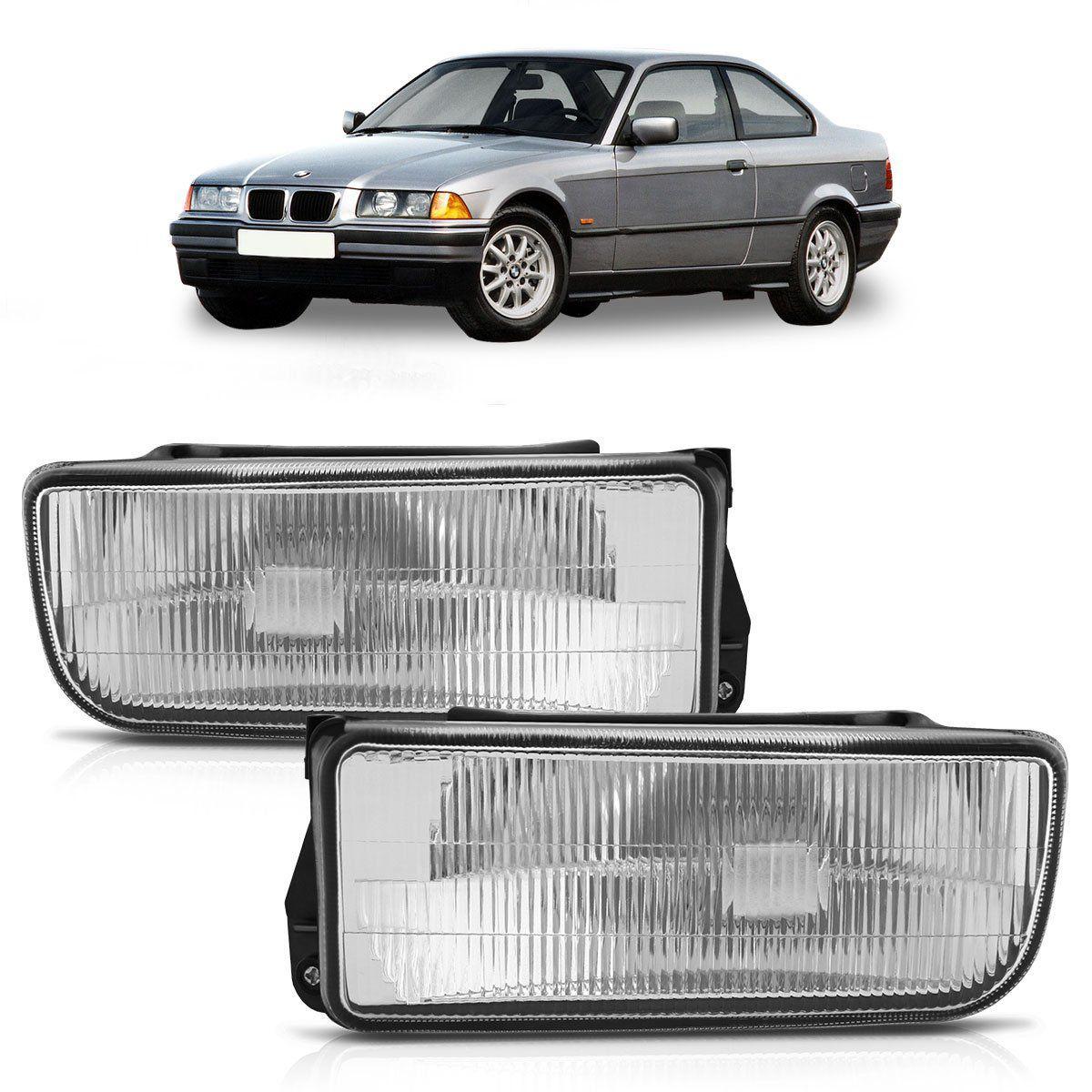 Farol Milha BMW Serie 3 91 92 93 94 95 96 97