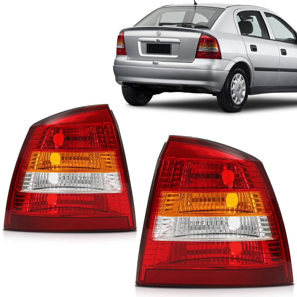 Lanterna Astra Hatch 99 2000 2001 2002