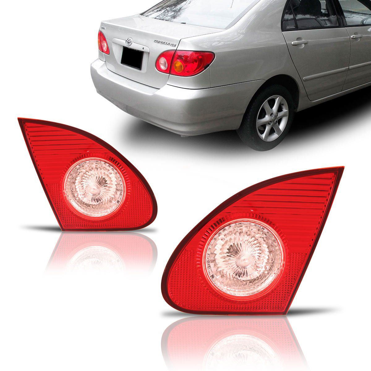 Lanterna Corolla 2003 2004 2005 2006 2007