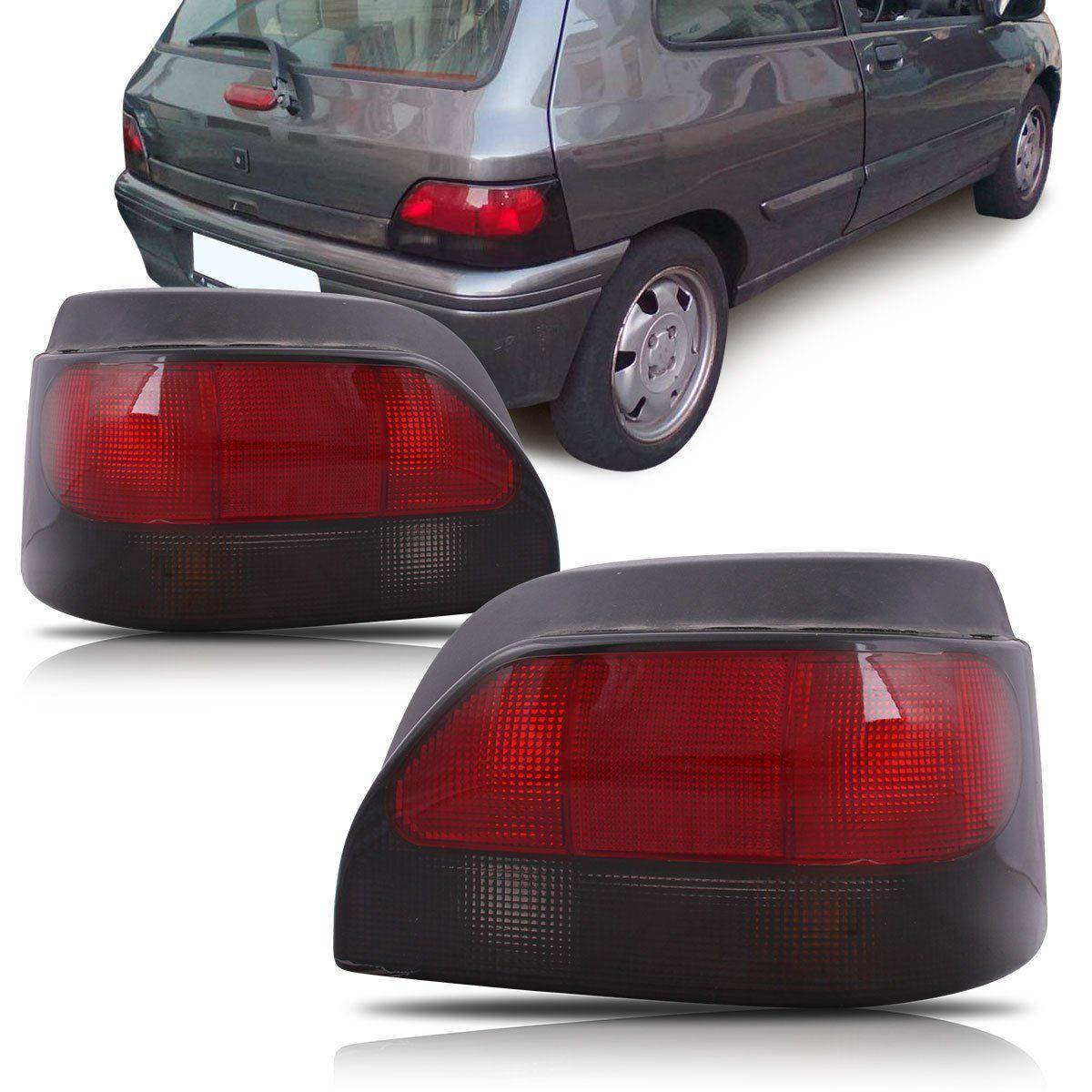 Lanterna Clio Hatch 96 97 98 Fumê