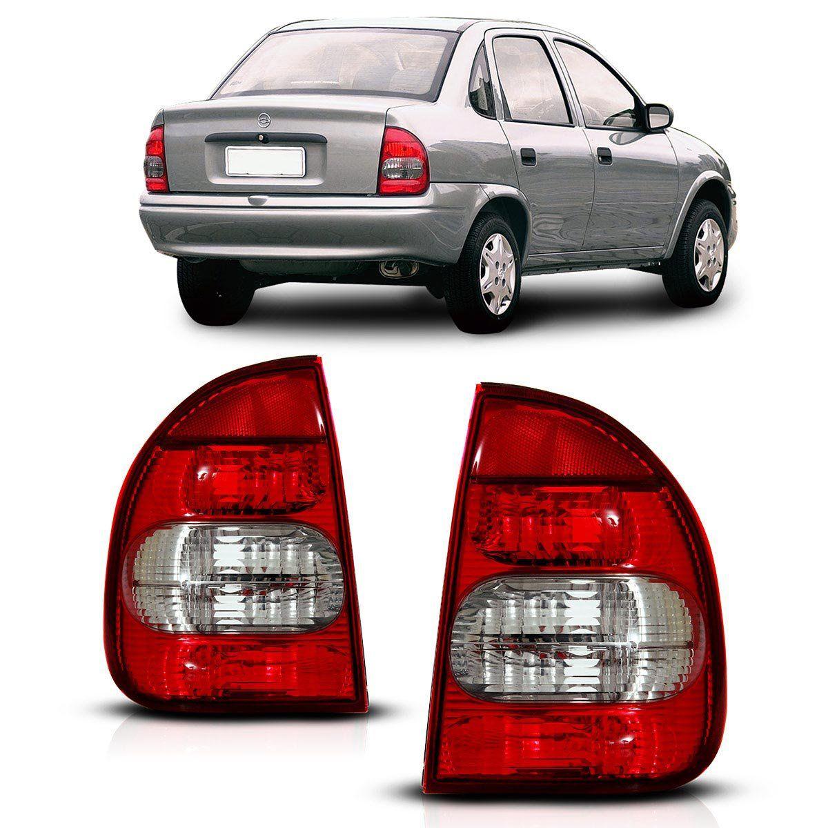 Lanterna Corsa Sedan 2000 2001 2002