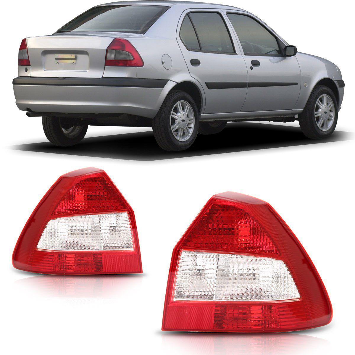 Lanterna Fiesta Sedan 2000 2001 2002