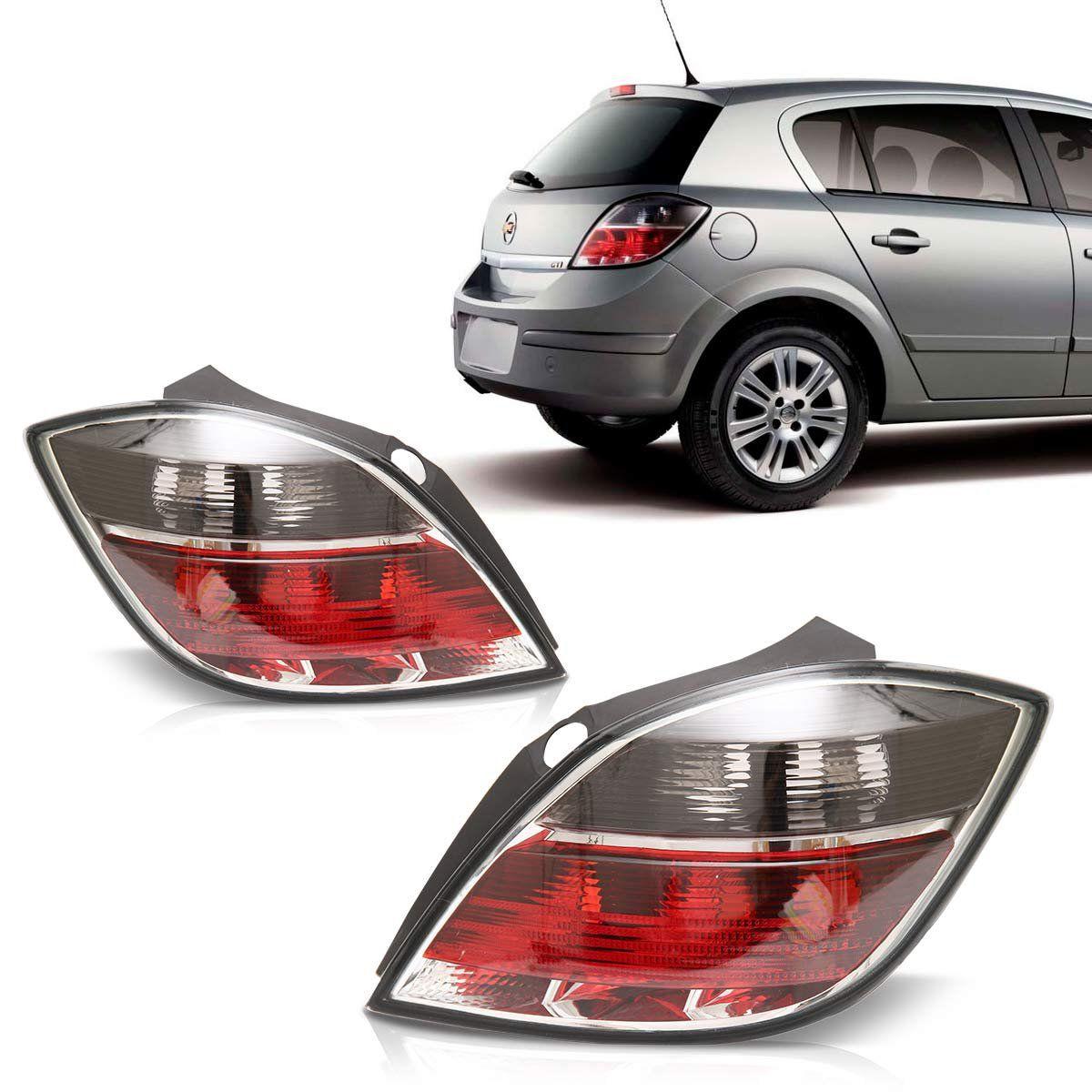 Lanterna Vectra Hatch 2006 2007 2008 2009 2010 2011 Fumê