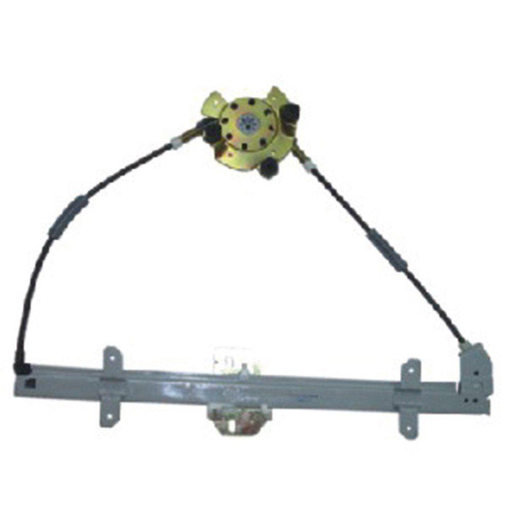 Maquina Vidro Eletrica Porta Dianteira Gol Parati G2 94 95 96 97 98 99 00 Fixação Mabuchi LE