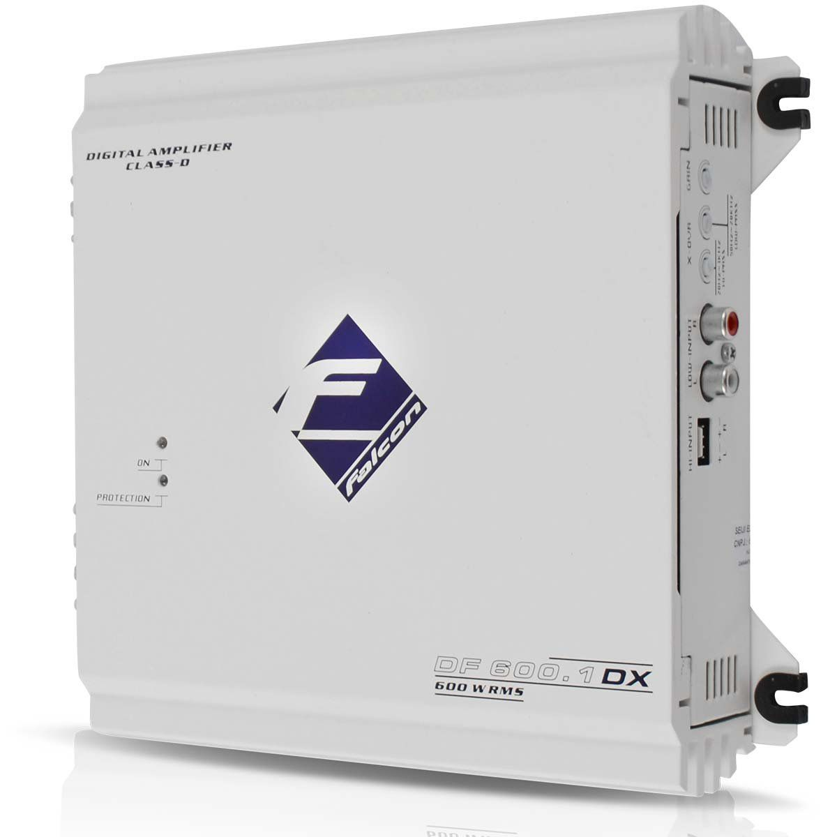 Módulo Amplificador Digital Df 600.1 Dx 1 Cn 600w Rms Falcon