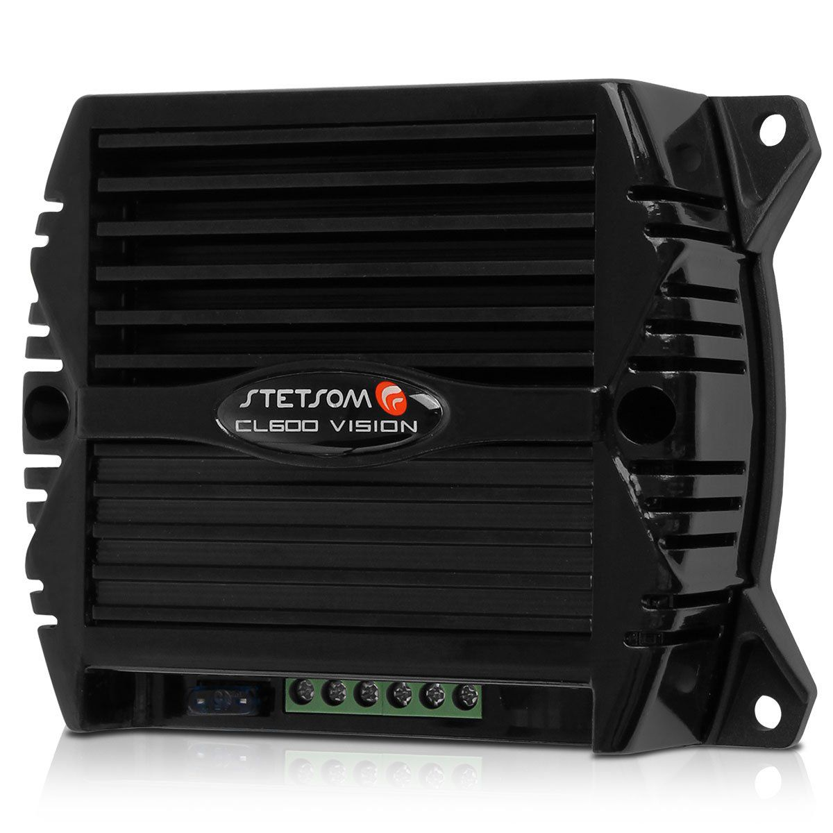 Modulo Amplificador Stetsom Cl600 Vision 200w Rms 2 Canais
