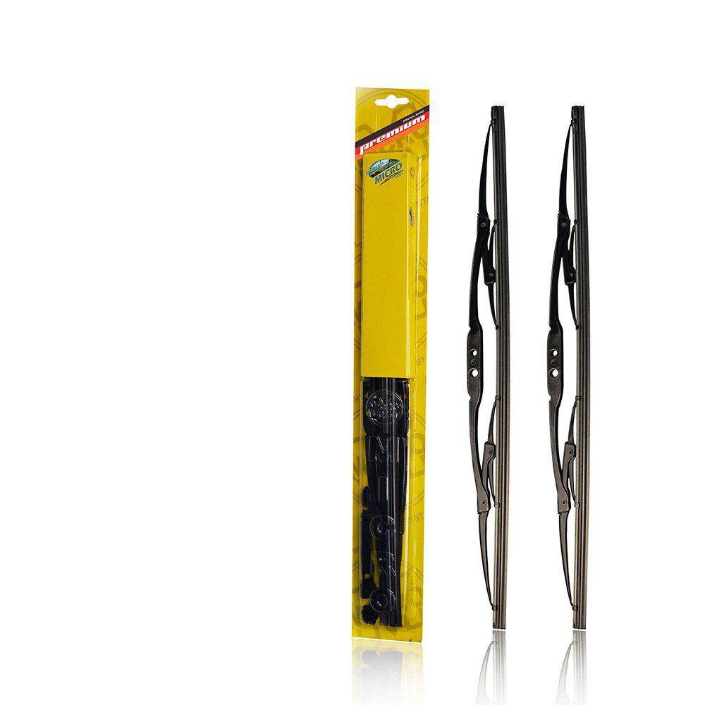 Palheta Micro Dianteira Universal Metalica 16/16 Polegadas