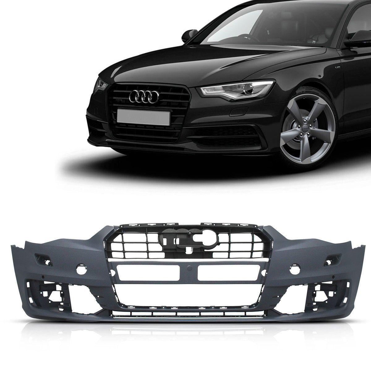Parachoque Dianteiro Audi A6 2015