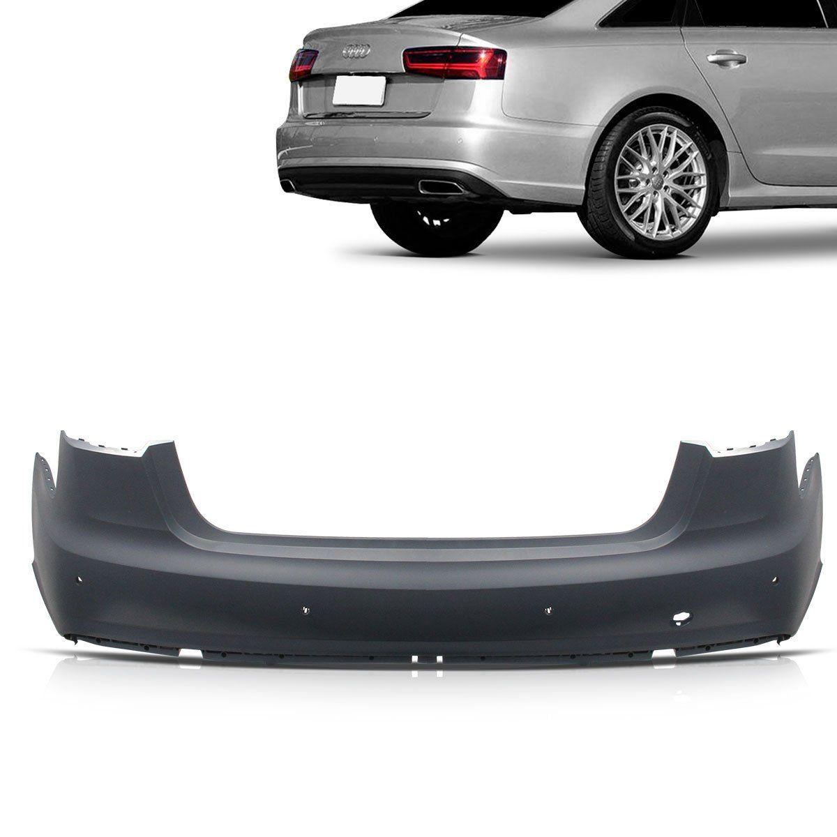 Parachoque Traseiro Audi A6 2015