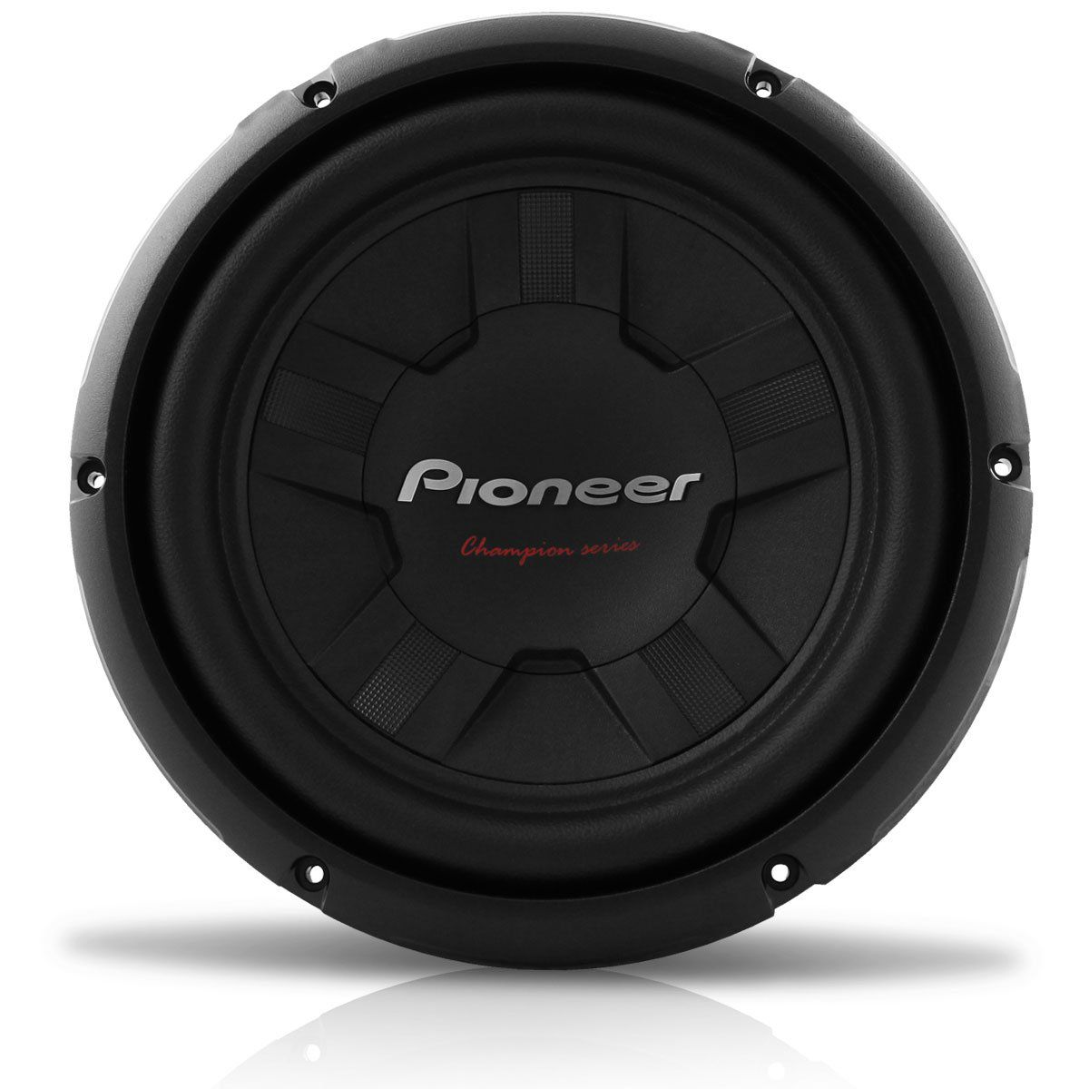 Subwoofer Pioneer 10'' Bobina Simples 350W Rm 4 Ohms Ts W261S4