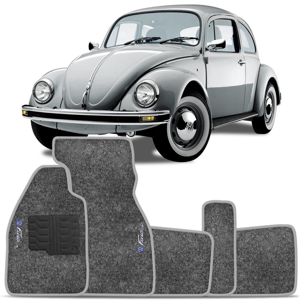 Tapete Carpete Fusca 51 a 96 Grafite