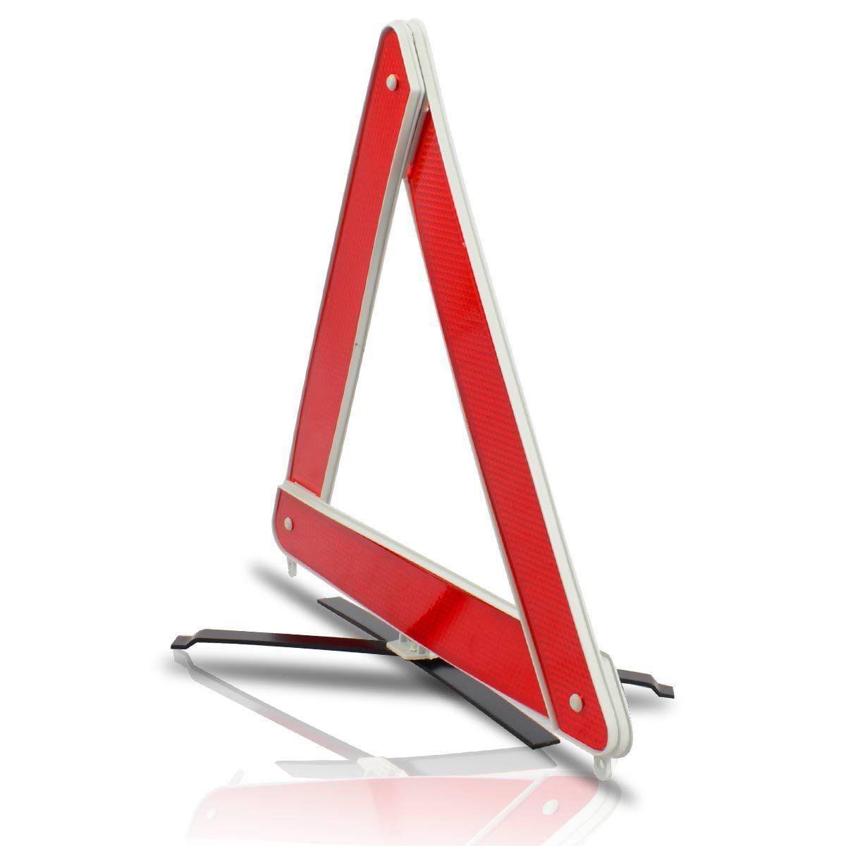 Triângulo de Segurança Universal Emergência Pé Pesado