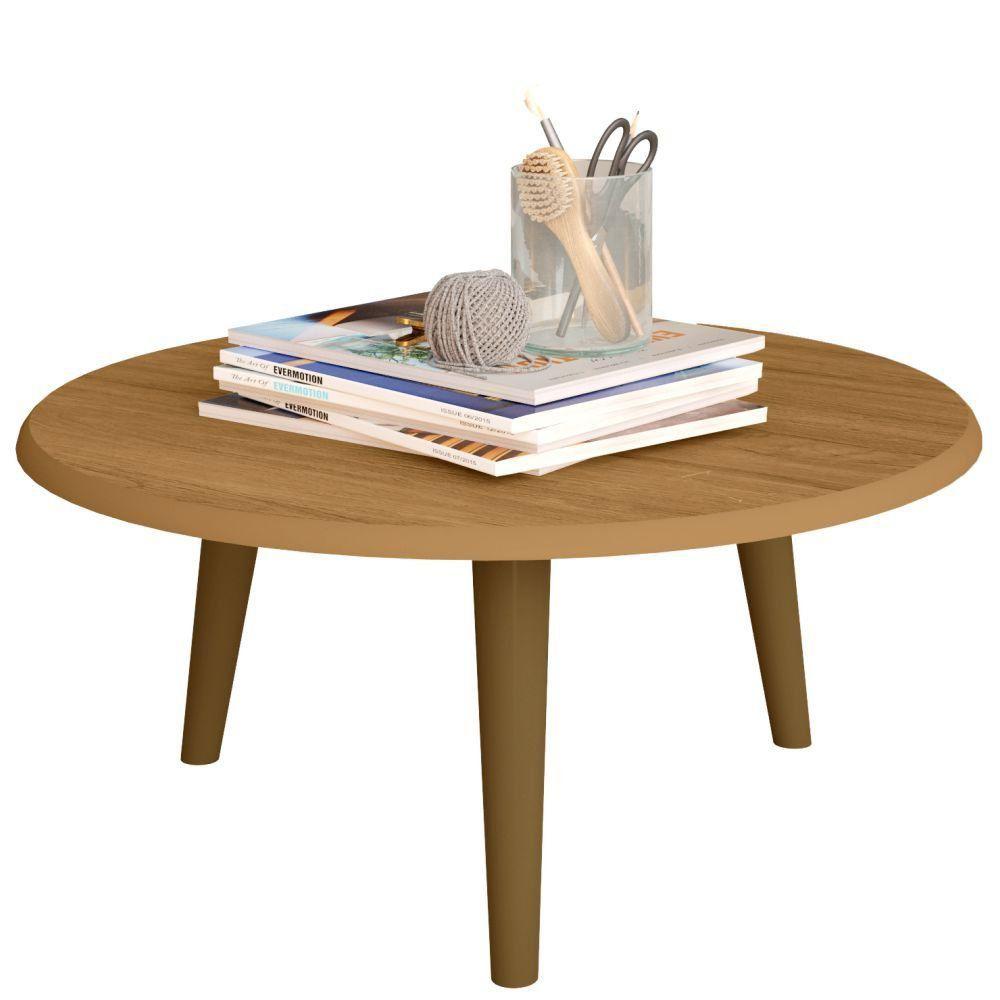 Mesa de Centro Decorativo B02 Cinamomo - Lyam Decor