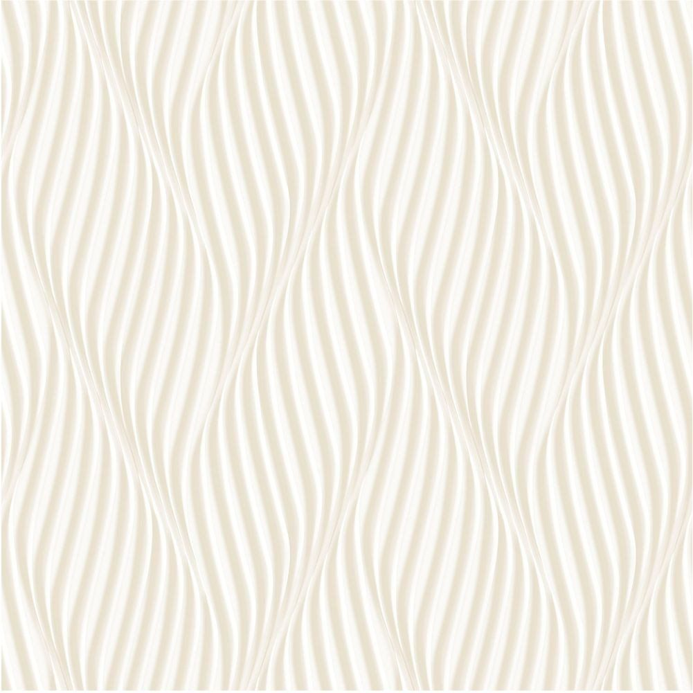 Papel de Parede Bobinex Coleção Dimensões Espiral Bege L01 4705 - Lyam Decor