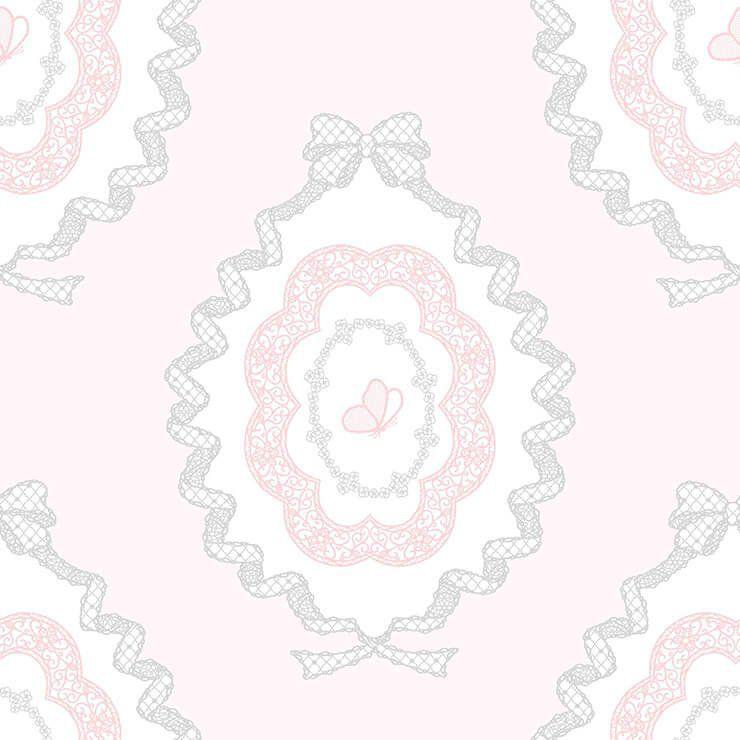 Papel de Parede Bobinex Coleção Renascer Charlotte L01 6216 - Lyam Decor