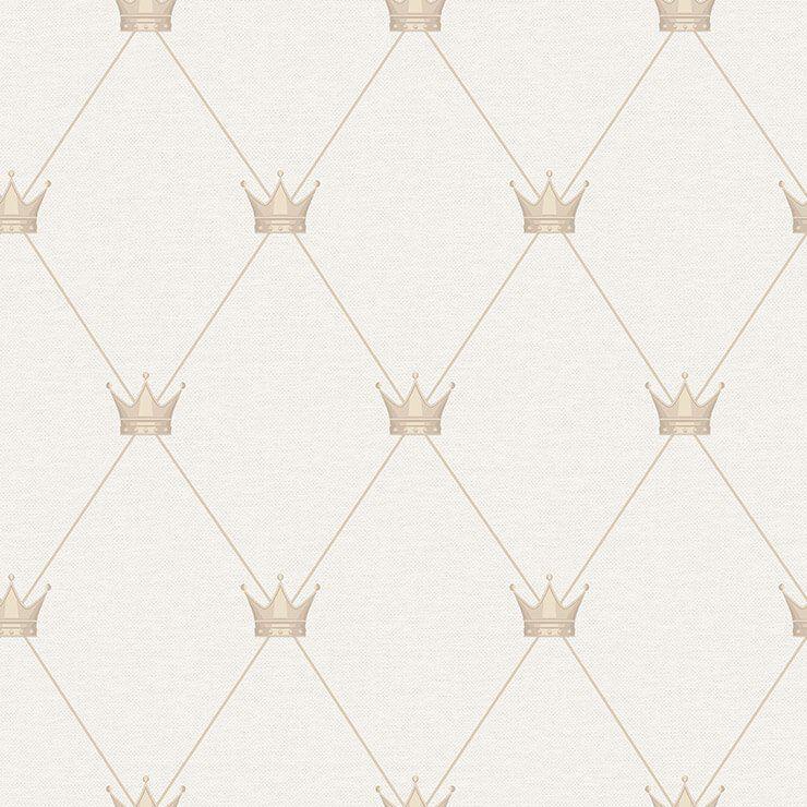 Papel de Parede Bobinex Coleção Renascer Coroa Bege L01 6232 - Lyam Decor