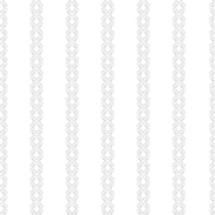 Papel de Parede Bobinex Coleção Renascer Corrente Prata L01 6220 - Lyam Decor