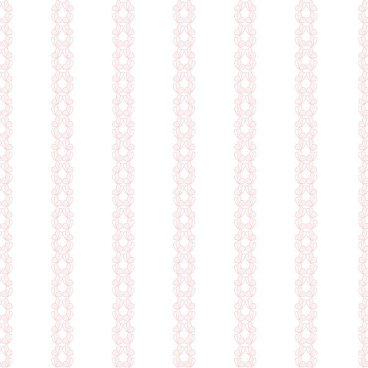 Papel de Parede Bobinex Coleção Renascer Corrente Rosa L01 6218 - Lyam Decor