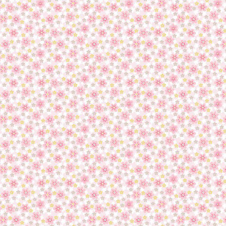 Papel de Parede Bobinex Coleção Renascer Florzinha Perolada L01 6252 - Lyam Decor